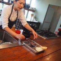 SHIORIさん×ハロースムージーキッチンラボオリジナルスムージー試飲会イベント