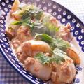 ⑫サルベージ!蕪のツナチーズ麺つゆソテ~