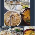 秋のサンマ定食