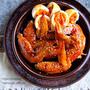 ♡超簡単テリッテリ♡手羽先の甘酢焼き♡【#鶏肉#たまご#簡単レシピ#作り置き】