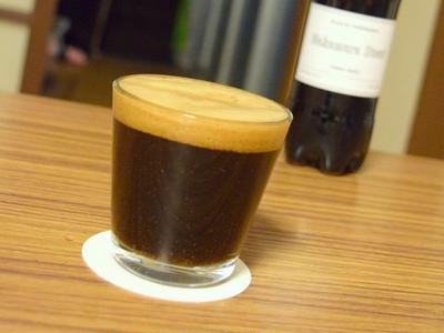 黒ビールを作ってみた(手作りビール第4弾)