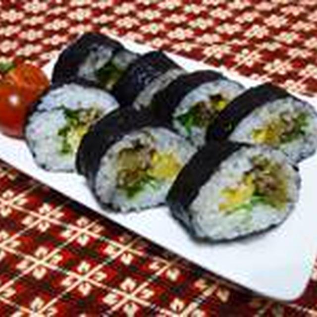 巻き寿司☆