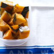 はじめに覚える。基本のかぼちゃの煮物