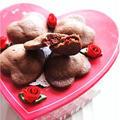ラズベリー・コア❦ビター ココアクッキー