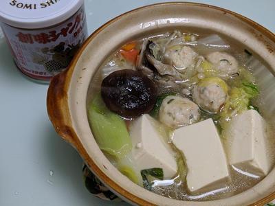 中華だけじゃない!「創味シャンタン」で作るシャンタン鍋♪♪