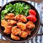 ♡焼肉のたれde超簡単♡鶏むね肉の唐揚げ♡【#揚げない#お弁当#節約】