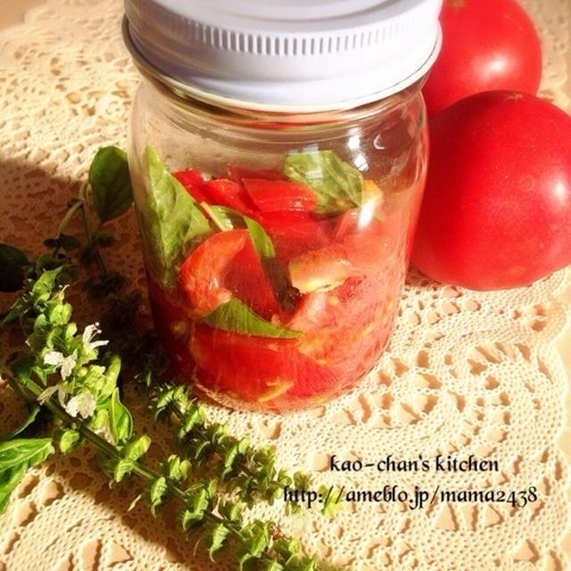 塩トマト。たくさんの野菜たち♡