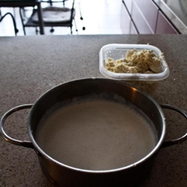 手づくり豆乳