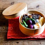 ソースカツ丼弁当と、今日のレシピ