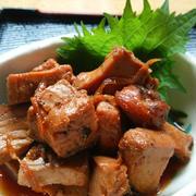 カツオの角煮☆