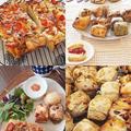 【オンライン講座のご案内】おうちでホシノのスコーン&おかずパンを作りませんか?