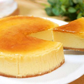 失敗しない 濃厚ニューヨークチーズケーキの簡単な作り方