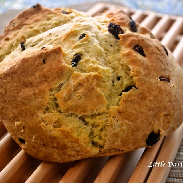 簡単【アイリッシュソーダブレッド】イースト不要のおいしいパン