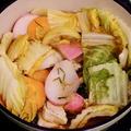 【鍋レシピ】彩り根菜と鶏肉の塩レモン鍋 by 人モテ料理研究家ダイちゃんさん