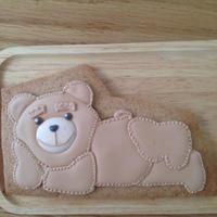 TEDのアイシングクッキー