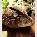 くるみとドライ白いちぢくのパン♪と、Rが。。。