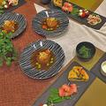 ホッコリと蕪のひき肉詰めの生姜あんかけ・・おからを加えてカロリーダウン!! by pentaさん