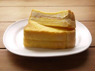 フレンチ卵サンド