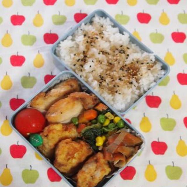 お弁当★鶏のから揚げ弁当
