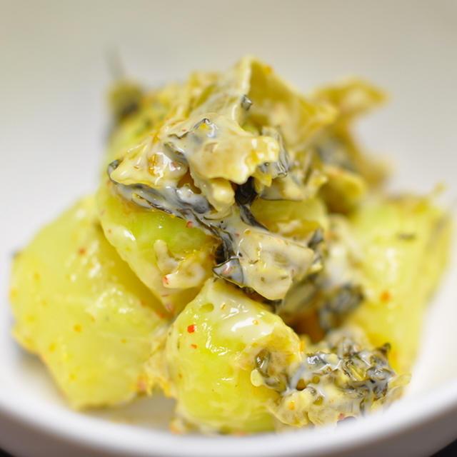 マヨ辛ポテトサラダ