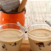 コーヒーゼリー・プリン。[コーヒー・牛乳]★★☆ 1度で2度おいしい