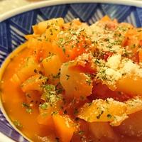 冷蔵庫の残り野菜もしっかり消費☆栄養満点☆ミネストローネスープ♪