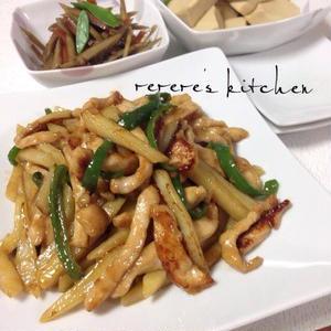 食卓の新定番にいかが?鶏肉で作るチンジャオロース風レシピ