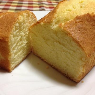 ☆*:.。. 〜初心に戻って〜 基本のパウンドケーキ .。.:*☆
