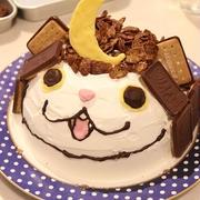 クリスマスのデザートにアイスドームケーキはいかがですか?