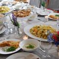 (募集)9月のお料理教室「イギリスコース料理で楽しむパーティー形式レッスン』
