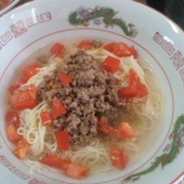 #10 ピリ辛 タイ風素麺