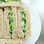 不安になるほどシンプルだけど最高においしい!「#きゅうりサンド」を食べてみて♪