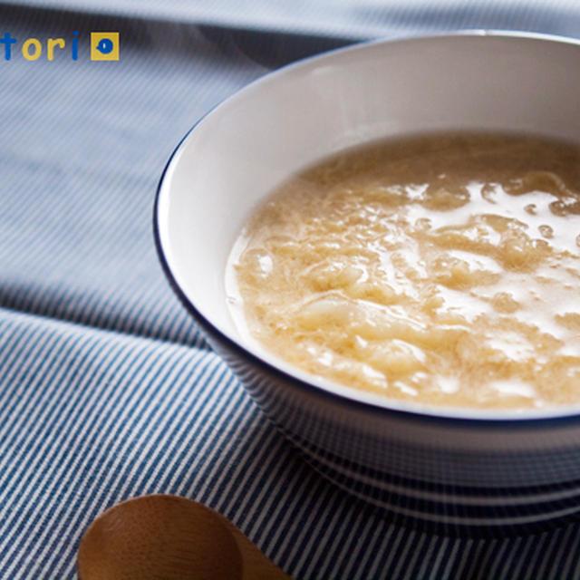 千切りキャベツのかき玉スープと、今日のお弁当