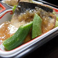 鯖の冬瓜おろし煮