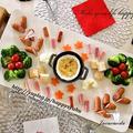 プレジデント カマンベールで「チーズフォンデュ☆クリスマスパーティー」