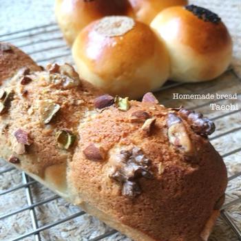 【パンレシピ】変わり菓子パン