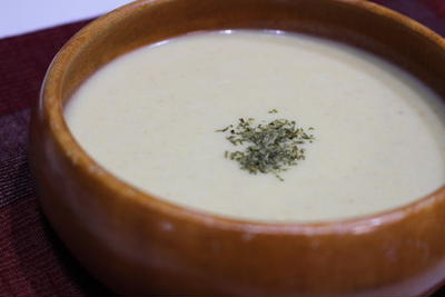 365日レシピNo.314「安納芋のポタージュ」