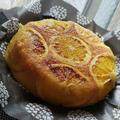 炊飯器deオレンジケーキ