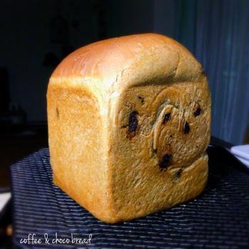 カフェチョコ食パン・定番おやつ