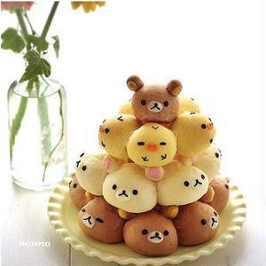 可愛すぎて食べられない!インスタで話題の「#3Dちぎりパン」をチェック♪