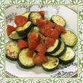 ズッキーニとトマトのグリル