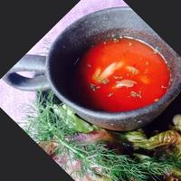 スパイス大使☆ジンジャートマトスープ