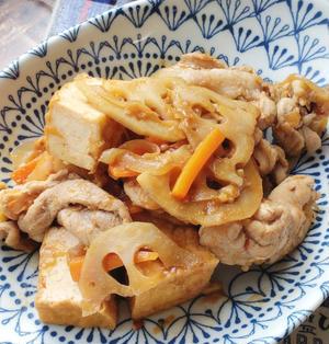 10分で楽うま!ボリュームおかず✨中国家庭料理の家常豆腐