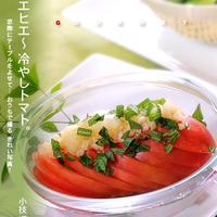 ヒエヒエ〜♪ 冷やしトマトからマナぶ 構図テク。