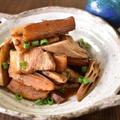 ご飯によく合う♪さつま芋と豚肉の炒め煮