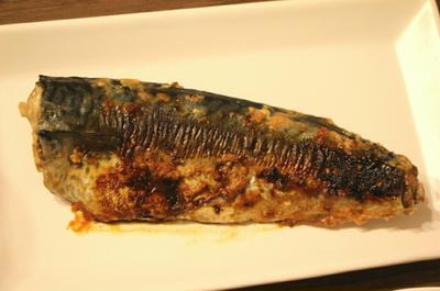 【簡単!】自家製鯖の味噌漬け焼き*3食の調理の流れを簡単に