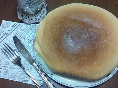 ビックパンケーキ♪