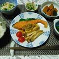 焼き鮭の土佐酢漬け♪ by watakoさん