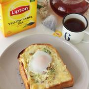 ひらめき朝食☆進化形ラピュタパン