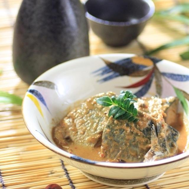 サバのじんだ煮(ぬかみそ焚き)☆小倉の郷土料理